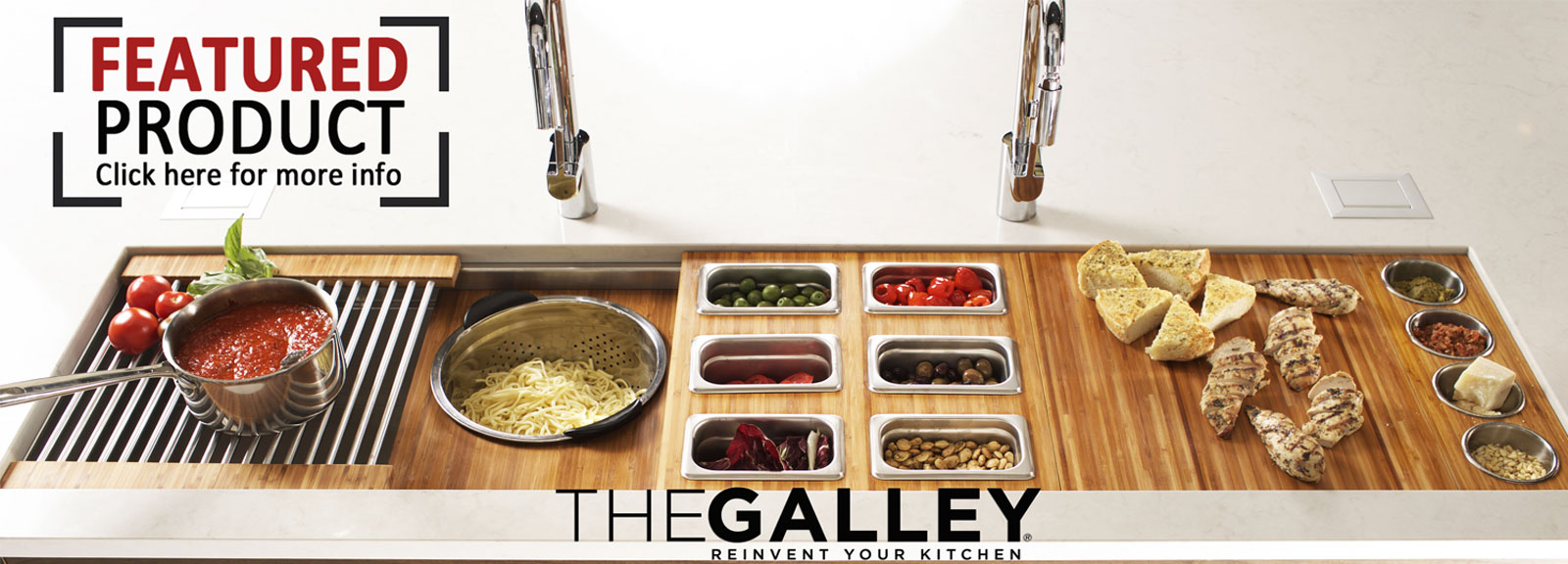 Feature Product Galley